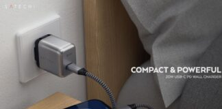 Satechi 20W USB-C PD Wall Charger