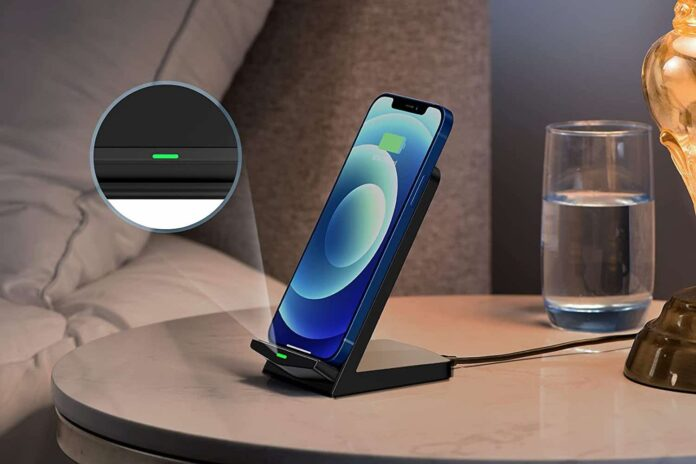Seneo 7.5W Wireless Charging Stand