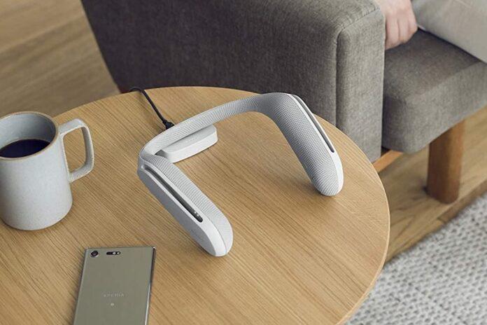 Sony Wearable Speaker System