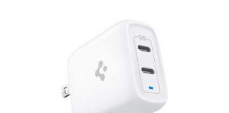 Spigen 40W Dual USB C Wall Charger