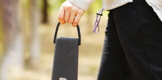 Tribit StormBox Pro Portable Bluetooth Speaker