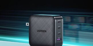 UGREEN 65W Multiport USB C Charger