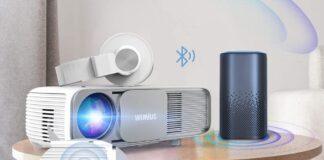 WiMiUS S4 Native 1080P Projector