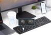 iClever BKA38B Bluetooth Keyboard
