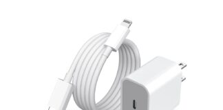 iEssentials 20W iPhone Fast Charger Cable