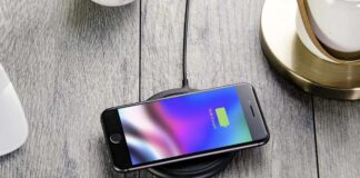 mophie charge stream pad